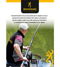 Catalogue Browning 2015 Pêche