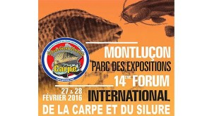 Forum International de la carpe et du silure Montluçon 2016