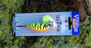 Leurre Blue Fox Minnow Super Vibrax