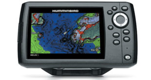 Authochart Live sondeur Humminbird