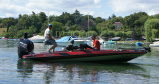 Bass boat Stratos 189 Vlo