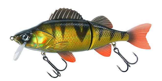 Photo of [Test] Leurre Effzett Slide'n Roll Perch : un swimbait à tout faire
